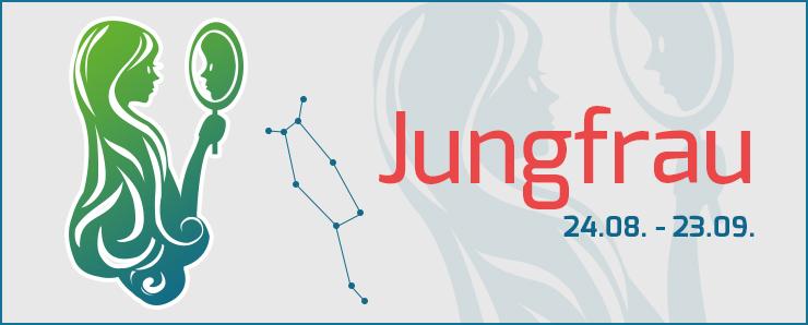 Tageshoroskop Jungfrau