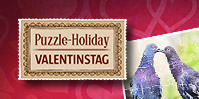 Puzzle-Holiday: Valentinstag