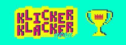 Klicker-Klacker Neon