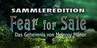 Fear for Sale: Das Geheimnis von McInroy Manor Sammleredition