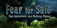 Fear for Sale: Das Geheimnis von McInroy Manor