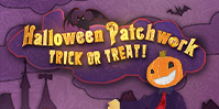 Halloween Patchwork: Trick or Treat!