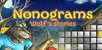 Nonograms: Wolf's Stories