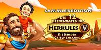 Die 12 Heldentaten des Herkules 5: Die Kinder Griechenlands Sammleredition