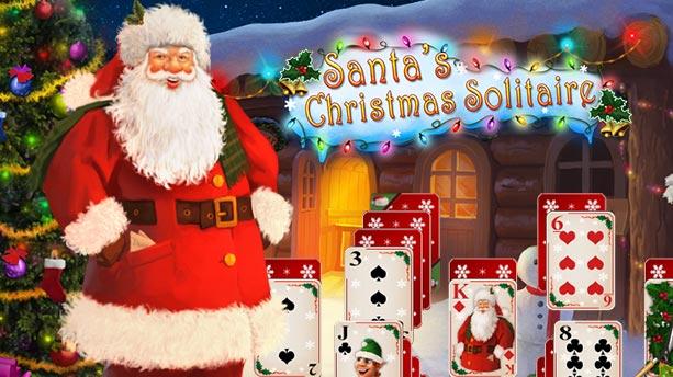 santas christmas solitaire kostenlos spielen bei rtlspielede - Solitaire Christmas