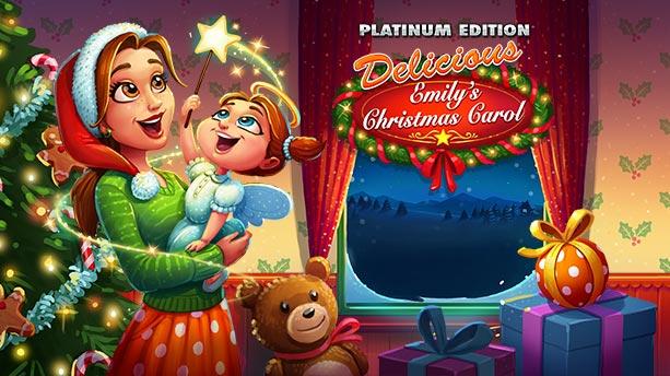 delicious emily und das weihnachts musical platinum. Black Bedroom Furniture Sets. Home Design Ideas