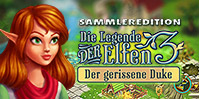 Die Legende der Elfen 3: Der gerissene Duke Sammleredition