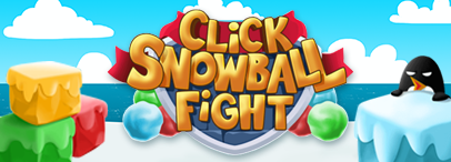Click Snowball Fight