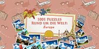 1001 Puzzles - Rund um die Welt: Europa