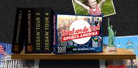 1001 Puzzles - Rund um die Welt: Großes Amerika