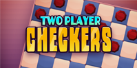 Two Player Checkers (Dame)