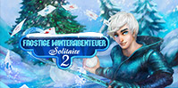 Frostige Winterabenteuer: Solitaire 2